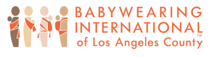 Babywearing International of Los Angeles County